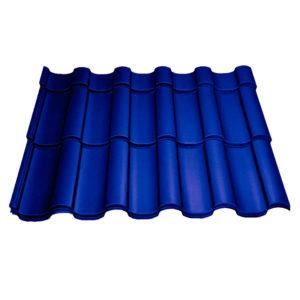 Металлочерепица МП Монтекристо синий
