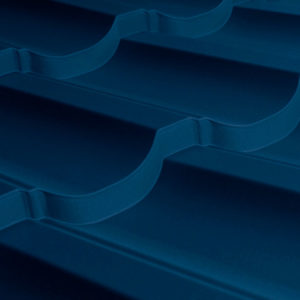 Металлочерепица МП Трамонтана синий