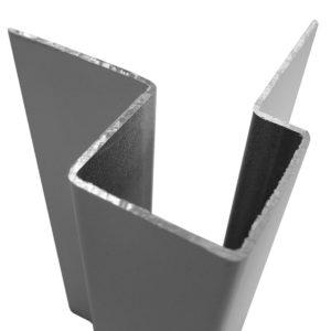 Внешний асимметричный угловой профиль для Cedral Wood