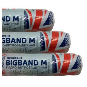 Диффузионная гидроизоляционная мембрана BIGBAND М