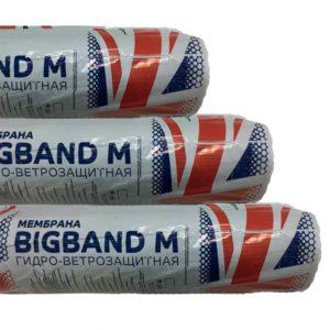 BIGBAND М диффузионная гидроизоляционная мембрана