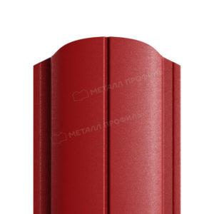 Металлический штакетник МП ELLIPSE матовый 3011