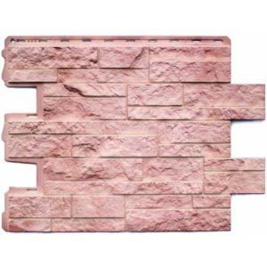 Альта Профиль фасадные панели Камень Шотландский линвуд