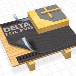 DELTA PVG PLUS гидроизоляционная (конвекционная) пленка