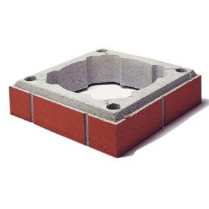 Комплект FINAL Schiedel UNI одноходовой без вентиляции