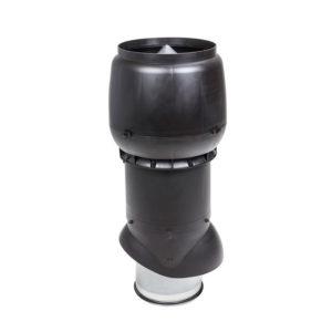 Вентиляционный выход 250/ИЗ/700 XL Vilpe черный