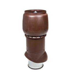 Вентиляционный выход 250/ИЗ/700 XL Vilpe коричневый