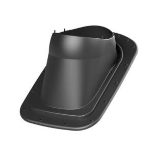 CLASSIC VINO 2К проходной элемент Vilpe черный