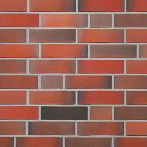 Roben клинкерная плитка Canberra красно-пестрый