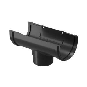 Docke Premium воронка желоба графит Ø120/85 мм