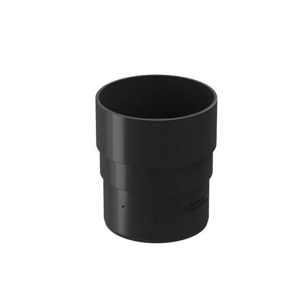 Docke Premium соединитель трубы графит Ø120/85 мм