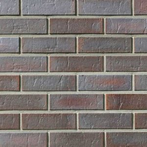 Roben клинкерная плитка Manchester серо-коричневый