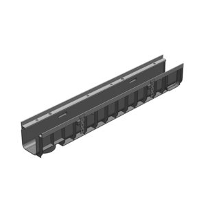 Лоток Gidrolica Super DN100 пластиковый H140