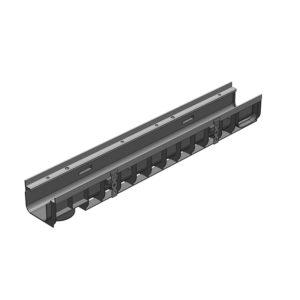 Лоток Gidrolica Super DN100 пластиковый H120
