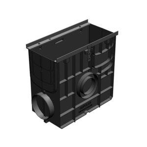 Пескоуловитель Gidrolica Super DN150/200 пластиковый