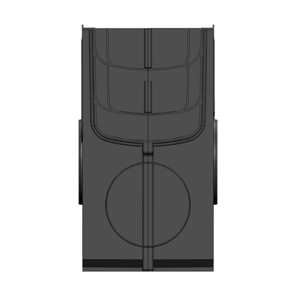 Пескоуловитель Gidrolica Standart Plus DN150/200 пластиковый (усиленный)