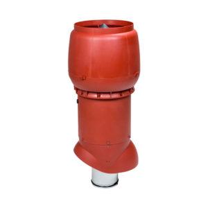 Вентиляционный выход 160/ИЗ/700 XL Vilpe красный