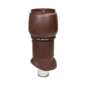 Вентиляционный выход 160/ИЗ/700 XL Vilpe коричневый