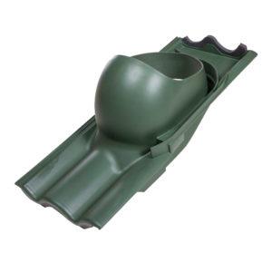 Проходной элемент XL TIILI Vilpe зеленый