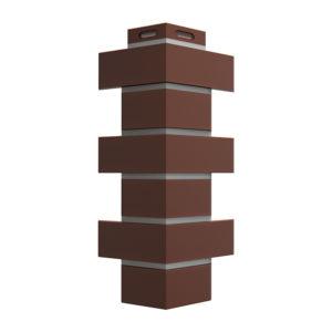 Угол внешний Docke FLEMISH коричневый
