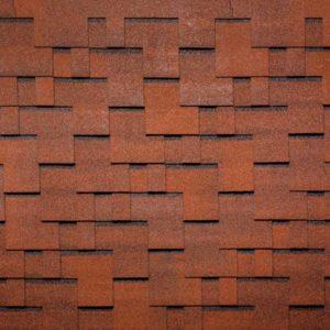Tegola Top Shingle коллекция Футуро коричневый