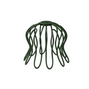 """Aquasystem """"паук"""" сетка воронки светло-зеленый RR11 PURAL Ø125/150 мм"""
