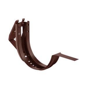 Aquasystem крюк крепления короткий регулируемый коричневый RAL8017 PURAL MATT