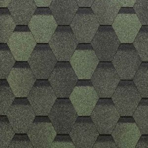 Docke pie Basic коллекция Шестигранник зеленый