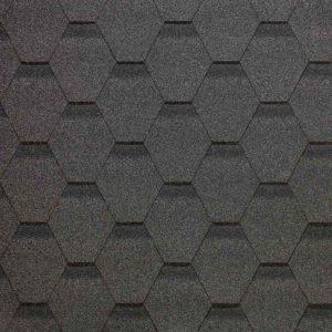 Docke pie Basic коллекция Шестигранник серый