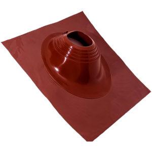 Кровельная проходка Master flash RES №2 200-330 мм красный