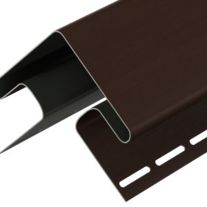 Угол внешний 30 мм Docke Lux BERGART шоколад