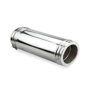Элемент трубы 1000 мм + хомут Schiedel ICS