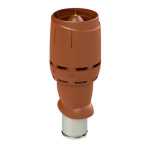 Vilpe Вентиляционный выход 160P/ИЗ/500 FLOW кирпичный