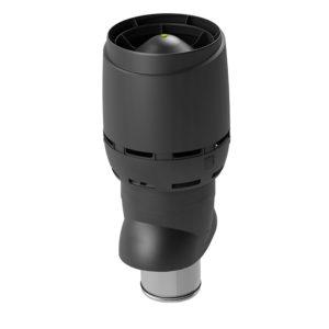 Vilpe Вентиляционный выход 200P/ИЗ/700 FLOW XL черный