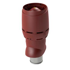 Vilpe Вентиляционный выход 200P/ИЗ/700 FLOW XL красный