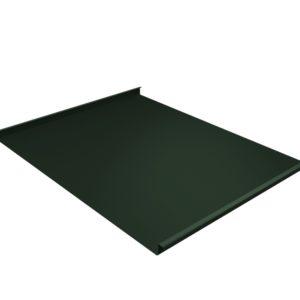 Двойной стоячий фальц темно-зеленый RR11