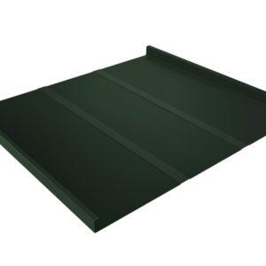 Двойной стоячий фальц Line темно-зеленый RR11