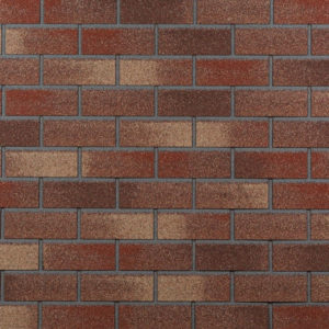 Технониколь фасадная плитка Hauberk Английский кирпич