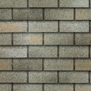 Технониколь Шинглас фасадная плитка Hauberk Серо-бежевый кирпич