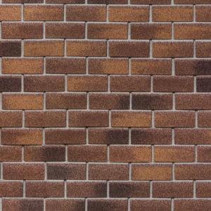 Технониколь фасадная плитка Hauberk Бельгийский кирпич