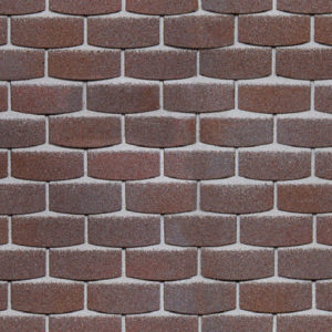 Технониколь Шинглас фасадная плитка Hauberk камень Кварцит