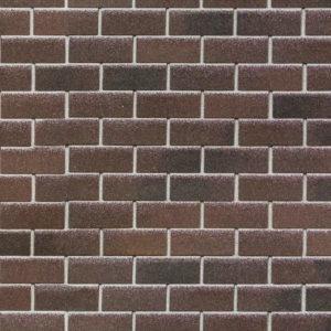 Технониколь Шинглас фасадная плитка Hauberk Шотландский кирпич