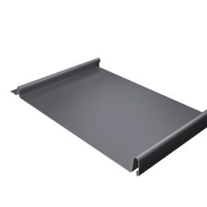 Кликфальц светло-серый RAL7004