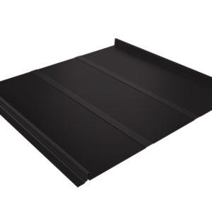 Кликфальц Line темно-коричневый RR32