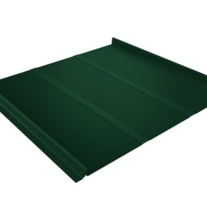Кликфальц Line зеленый RAL6005