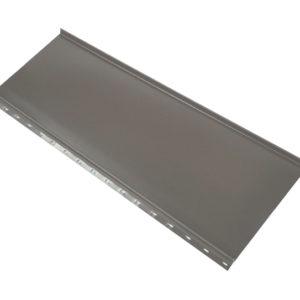 Кликфальц Mini светло-серый RAL7004