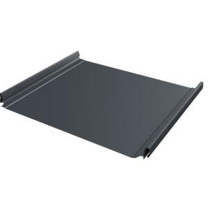 Кликфальц Pro серый RAL7024