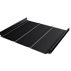 Кликфальц Pro Line черный RAL9005