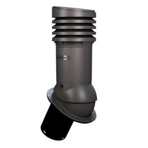 Вентиляционный выход 150 Wirplast EVO E14 серый