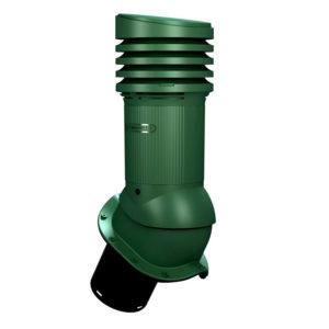 Вентиляционный выход 150 Wirplast EVO E30 зеленый
